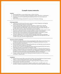 summary on a resume exles 50 best of photos of summary exle for resume resume sle