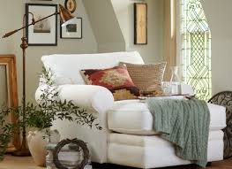 extra large chair and a half ottoman set for casual styled
