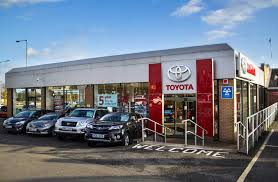 lexus toyota dealer listers toyota coventry toyota servicing toyota dealer