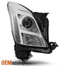cadillac xts replacement 2013 2014 2015 cadillac xts hid models passenger side headlight