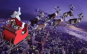 names santa claus u0027 reindeer pull sleigh