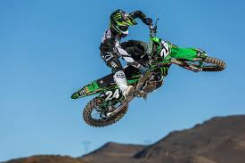 pro am motocross monster energy kawasaki and pro circuit team announce 2018 line up