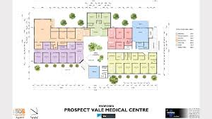 3m medical centre plans unveiled the examiner