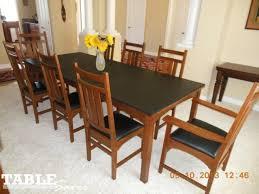 custom dining table pads blonde wood grain custom dining table pads kitchen pad magnet