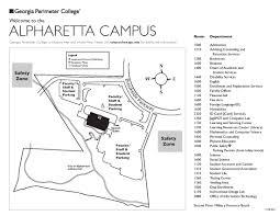 Gatech Campus Map Alpharetta Campus Map Campus Maps Pinterest