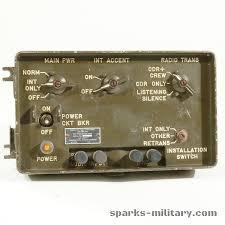 1780 vrc radio intercom main junction box