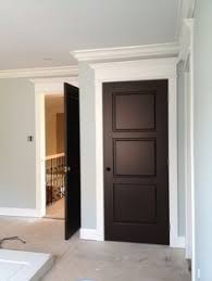 Interior Doors And Trim Interior Doors White Trim And Door Topper Paired With A Two