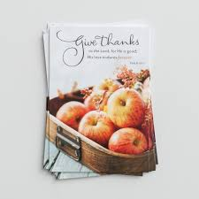 thanksgiving give thanks 8 note cards bikerbro