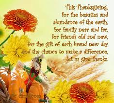 i am thankful for many blessings in my you are one of them
