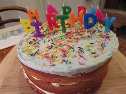 easy vanilla birthday cake u0026 funfetti icing recipe