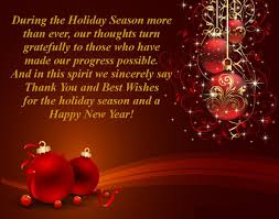 best wishes for the season and a happy new year pictures