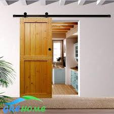 Ceiling Mount Door Track by Stainless Steel Interior Barn Sliding Wood Door Track U2013 Icon2