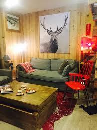 canapé montagne meubles de montagne décoration de montagne decauron com