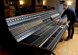 Small Recording Studio Desk The Church The Resurrection Of A Recording Studio Wsdg