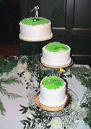 the top 10 golf wedding cakes groomsadvice com