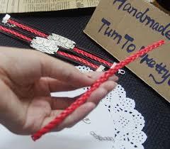 make leather woven bracelet images How to make a charm bracelet at home handmade bracelets jewelry jpg