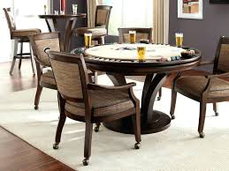round poker table with dining top poker dining table house poker dining table round poker table with