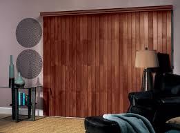 Patio Door Vertical Blinds Patio Door Window Treatment Ideas Featuring Vertical Blinds Be Home