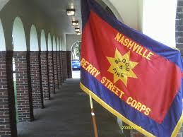 Spiritual Warfare Flags Religious Form Or Forum For Fiery Faith The U201cblood U0026 Fire U201d Flag