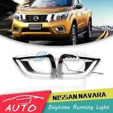 nissan sahara 2016 drl for nissan navara np300 2015 2016 led daytime running light