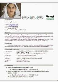 Sample Resume For Hardware And Networking For Fresher by Sample Resume For Freshers Ccna Resume Ixiplay Free Resume Samples