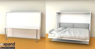 Desk Wall Bed Combo Desk Desk Bed Wall Unit Heavy Front King Murphy Bed With Desk