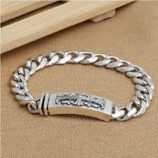 man bracelet cross images Cheap jewelry handmade silver find jewelry handmade silver deals jpg