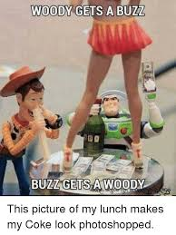 Buzz And Woody Memes - 25 best memes about buzz woody buzz woody memes