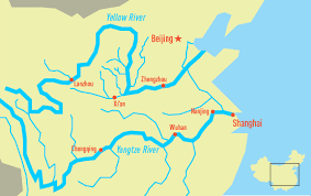 rivers in china map why did 28 000 rivers in china suddenly disappear the verge