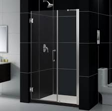 Dreamline Infinity Shower Door by Bathroom 55x72 Dreamline Hinged Frameless Shower Door Exclusive