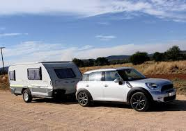 Mini Clubman Towing Capacity Can A Mini Really Tow A Caravan Iol Motoring