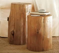 tree stump accent table tree stump table beautiful musings