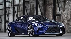 lexus lc 500 indian price lexus registers lc 500 and lc 500h names likely for lf lc