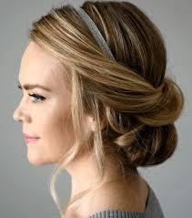 tuck in hairstyles 16 elegant formal hairstyles for long hair