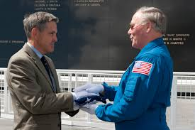 Why Is The American Flag Backwards On Uniforms Nasa U S Honor Flag Bound For Space