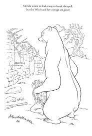121 Best Disney Brave Coloring Pages Disney Images On Pinterest Disney Brave Coloring Pages