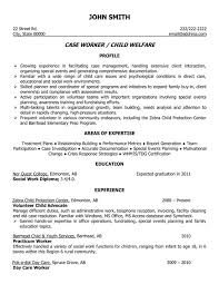 Home Child Care Provider Resume Click Here To Download This Child Welfare Case Worker Resume