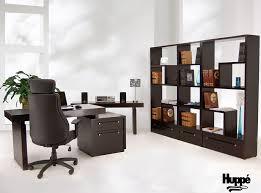modern corner office desk 7700 by huppe