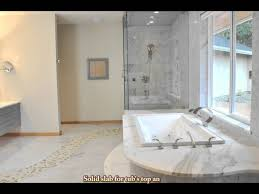 Subway Tile In Bathroom Ideas Bathroom Exciting Natural Color Pebbles Shower Floor With Gray