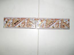 badezimmer bordre ausstattung 2 neu fliesen bordüre bad badezimmer küche 5x20 cm in schleswig