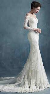 lace wedding dress with sleeves sleeve lace wedding dress csmevents