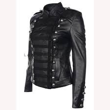 buy biker jacket online women leather military jacket designer style women leather