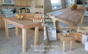 Diy Kitchen Island by Cheap Kitchen Islands Diy Full Size Of Kitchen Island With Fresh