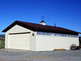Pole Barn Design Ideas Project 04 0715 Hansen Buildings