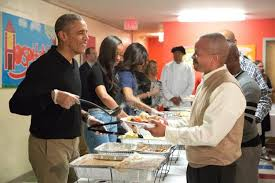 white house thanksgiving offers obamas plenty of food choice ny