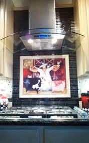 chef tiles kitchen backsplash ideas barn dance tile mural