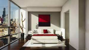 interior gorgeous minimalist master bedroom with pink beige rug