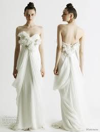 high wedding dresses 2011 marchesa 2011 bridal collection wedding inspirasi