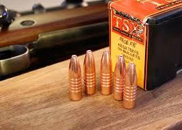 Barnes Reload Data Reloading Ammo Groovy Bullet Trends Gun Digest
