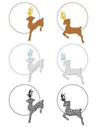 christmas gift tags 6 kids print and cut activities for christmas
